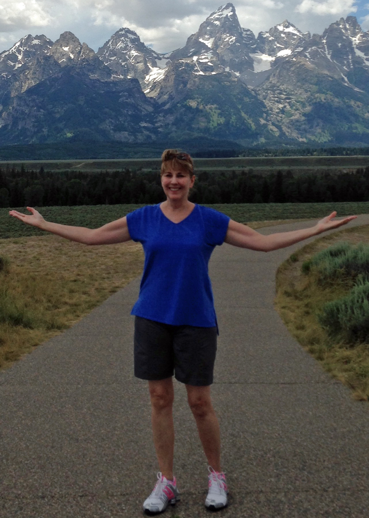 Presenting Grand Teton National Park!