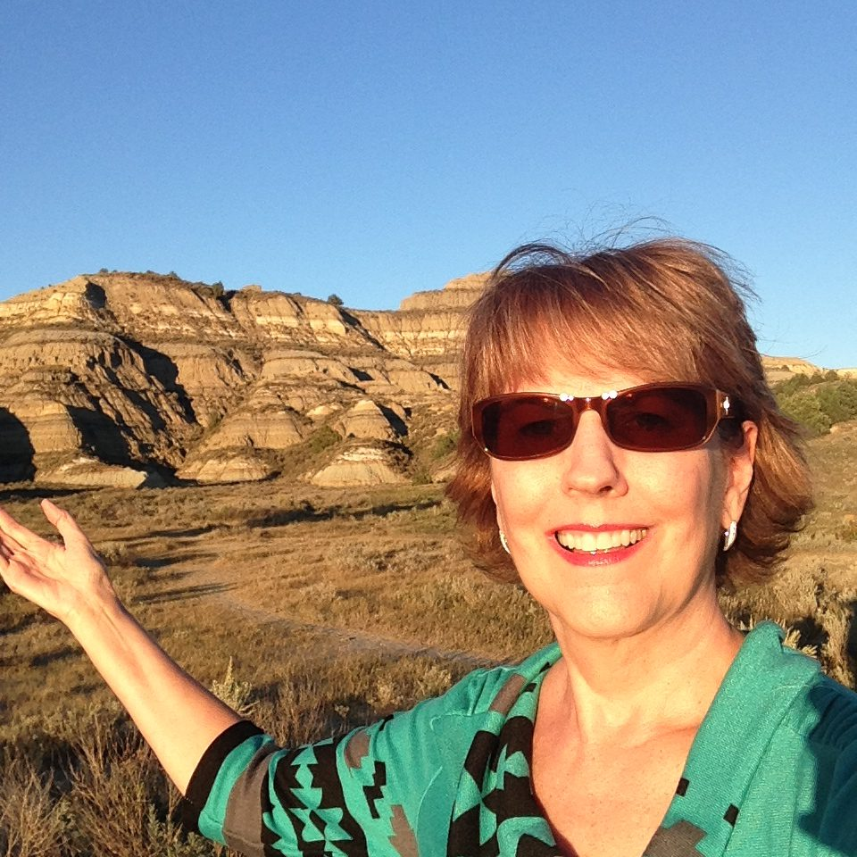 Presenting Theodore Roosevelt National Park!
