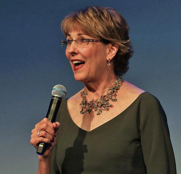 Funny Motivational Speaker Kay Frances.